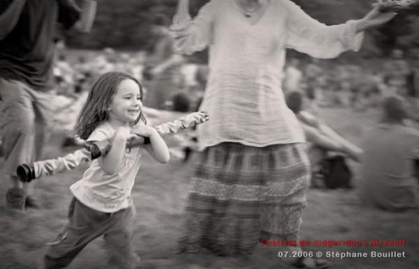 Festival de didgeridoo à Airvault